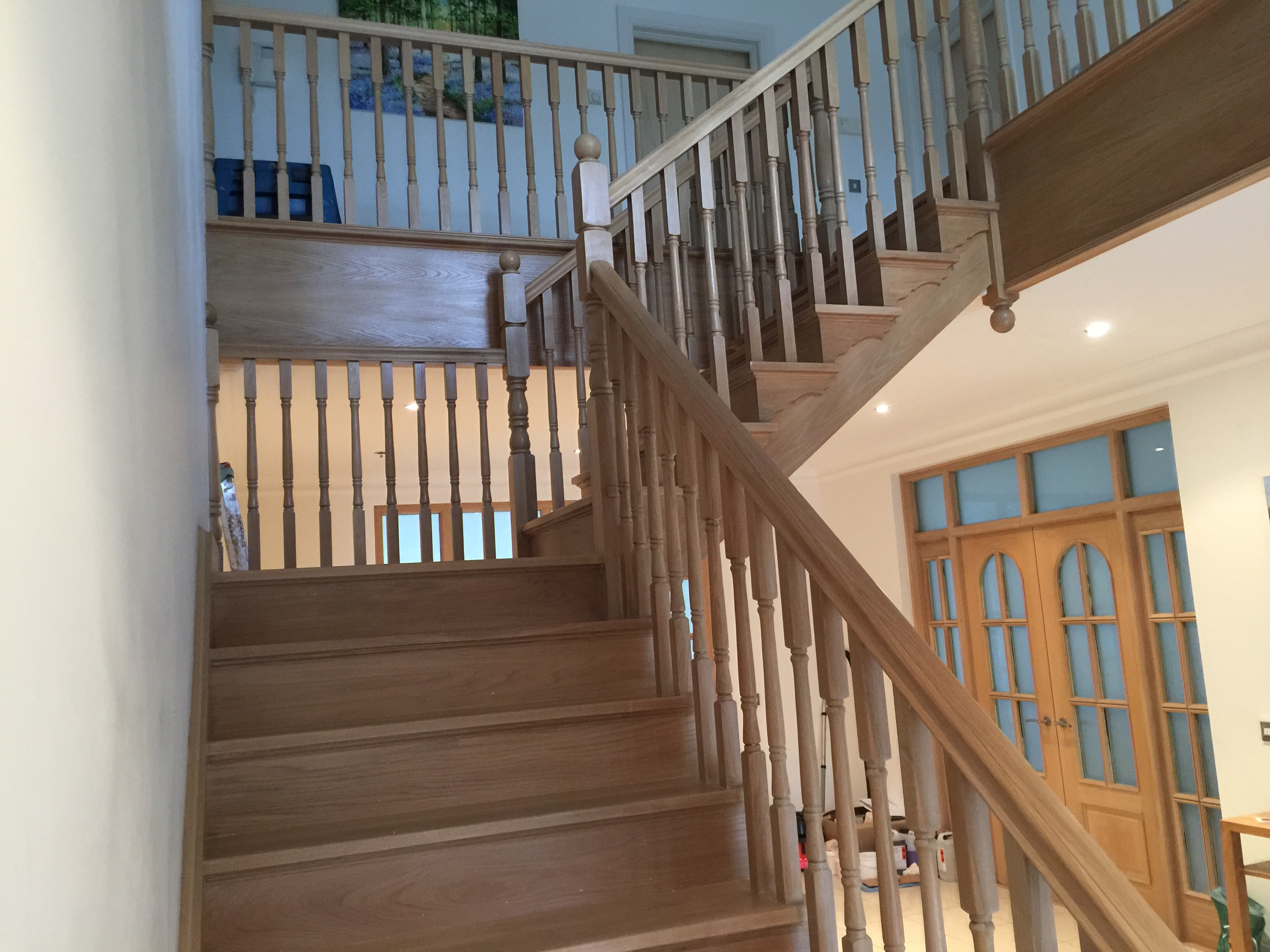 Staircase finished 1